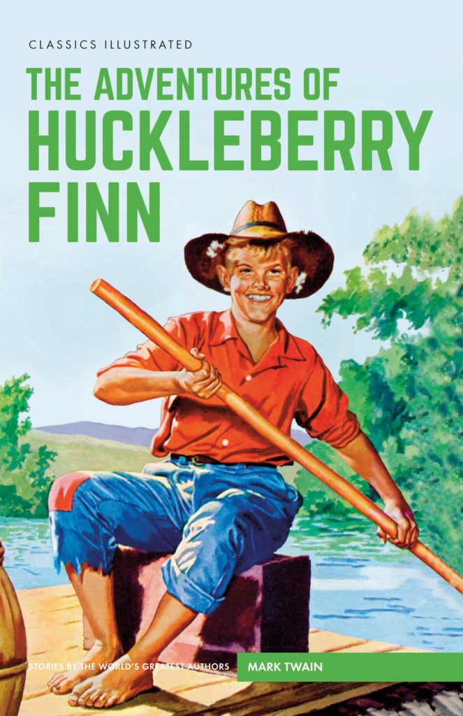 The Adventures of Huckleberry Finn - CCS Books